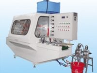 Auto_moulding_spraying_machine