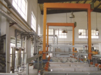 Coating pretreatment equipment2